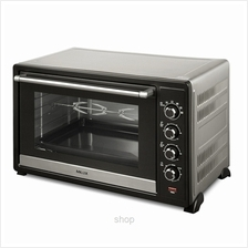 Milux Stainless Steel Electric Oven - MOT-120