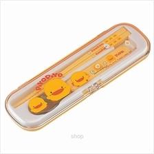 Piyo Piyo Chopsticks and Spoon Tableware Set - 630087