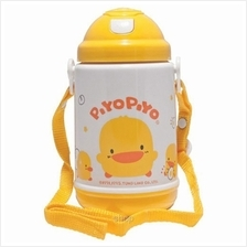 PiyoPiyo Thermal Bottle with Pop-Up Lid 420cc - 830352