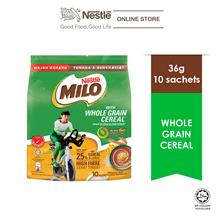MILO ACTIV-GO Whole Grain Cereal 10stick x 36g