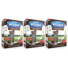 WILDAN Susu Kambing Coklat 1kg - 3 Box Bundle - 6% OFF!!)