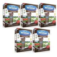 WILDAN Susu Kambing Coklat 1kg - 5 Box Bundle - 10% OFF!!)