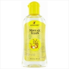 Konicare Minyak Telon (Telon Oil) Baby 60ml (3 botol bundle) - 23%)
