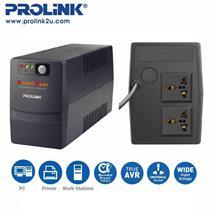 PROLiNK PRO700SFC 650VA UPS with AVR / Super Fast Charging