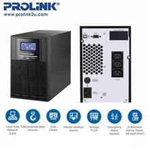 PROLiNK PRO901WS 1KVA / 800W Online-UPS with AVR