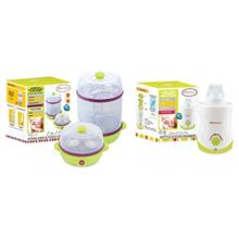 Autumnz - 2in1 Electric Steamer/Steriliser+Home &Car Warmer Combo