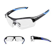 GUB Photochromic Sunglasses UV Protection Outdoor Sport Cycling MTB Bicycle Gl