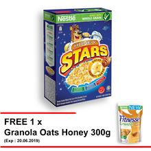NESTLE HONEY STARS Cereal 300g Free 1 Granola Oats Honey300g(ExpMAY19))