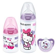 Nuk Premium Choice+ Trio Gift Pack with PP Bottle (0-6 Months) - 20%)