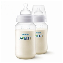 Philips Avent Anti Collic Classic + Bottle 11OZ/330ML - 2Pcs
