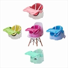 Portable Baby Dining Chair Adjustable Stool Dinette Chair