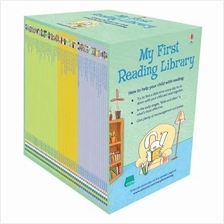Usborne My First Reading Library-50 Books