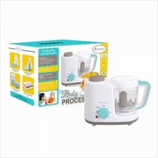Autumnz Baby Food Processor 2 In 1 (Steam & Blend) Turquoise