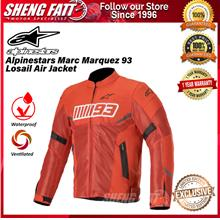 Alpinestars Marc Marquez 93 Losail Air Jacket Red LIMITED EDITION