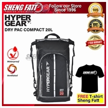 HYPERGEAR DRY PAC COMPACT 20L Backpack)
