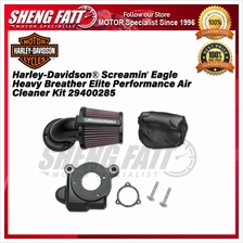 Harley-Davidson ® Screamin' Eagle Heavy Breather Elite Performance Air Cl