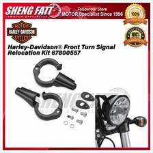 Harley-Davidson ® Front Turn Signal Relocation Kit 67800557 - [ORIGINAL])