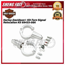 Harley-Davidson ® Kit-Turn Signal Relocation Kit 69433-08A - [ORIGINAL])