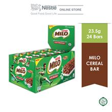 NESTLE Milo Breakfast Cereal Bar 24 Bars 23.5g Each