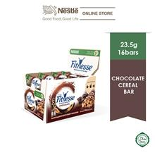 NESTLE Chocolate Fitnesse Breakfast Cereal Bar 16x23.5g Each