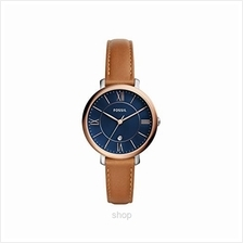 Fossil Analog Blue Dial Women's Watch - ES4274
