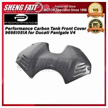 Performance Carbon Tank Front Cover 96981051A for Ducati Panigale V4