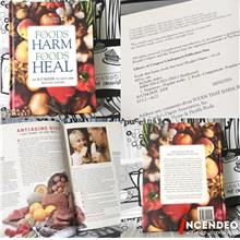 **incendeo** - READER'S DIGEST Foods that Harm, Foods that Heal Book