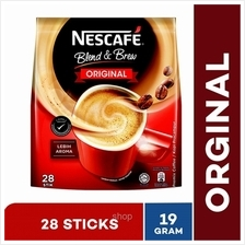 Nestle Nescafe Blend  & Brew Gen2 Original (28x19g))
