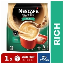 Nestle Nescafe Blend  & Brew Gen2 Rich (25x19g)(24packs))