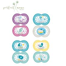 Mam original 6+m twin soother
