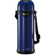Zojirushi 0.8L Stainless Steel Bottle with Cup (Blue) - SJ-TG-08-AA