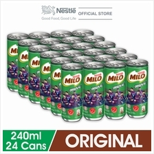 NESTLE MILO ACTIV-GO Original (Barcelona) Can 24 x 240ml (Carton)