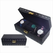 [SALE] Bello  & Beo DIVON Jewellery Case  & Watch Organise 0 Black - S197 (BLK)