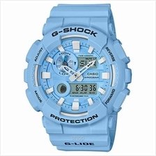 Casio G-Shock Analog-Digital Blue Dial Men's Watch - GAX-100CSA-2ADR