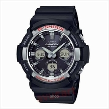 Casio G-Shock Analog-Digital Black Dial Men's Watch - GAS-100-1ADR