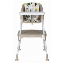 Evenflo Convertible 3-In-1 High Chair (EV9312-ELGY) - 20% OFF!!)