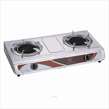 Butterfly Infrared Double Gas Cooker - B-882