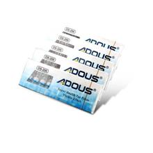50Pcs ADUOS Disposable Cleaning Reduce Tar Smoke Tobacco Filter Cigare..