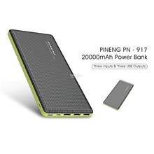 (ORIGINAL) Pineng Powerbank PN917 20000mAh 3 USB Output