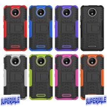 Rugged Armor Dual Protection Casing Case Cover Moto Z2 Play
