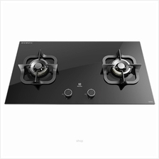 Electrolux 78cm Potenza Gas Hob with 2 Burners - EGT7828CK