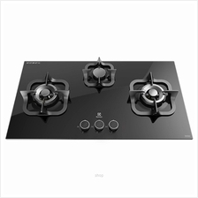 Electrolux 90cm Potenza Gas Hob with 3 Burners - EGT9239CK