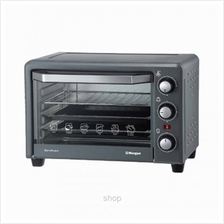 Morgan 20L Electric Oven Grey - MEO-HC23B)