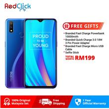 Realme 3 Pro (4GB/64GB) + 4 Free Gift Worth RM199