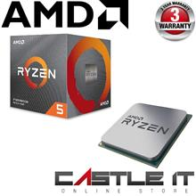 AMD Ryzen 5 3600 4.2GHZ AM4 Processor (100-100000031BOX)