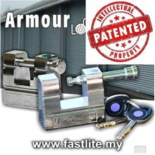 UfO 50mm Armour Lock with AFIMT system
