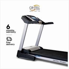 Gintell CyberAIR Pro Treadmil FT461 (Showroom Unit) Free Torsoball)