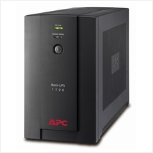 APC AVR 1100VA BATTERY BACKUP 230V UPS FOR POWER SAVING (BX1100LI-MS)
