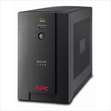 APC 1400VA BACKUP BATTERY 230V AVR UPS (BX1400U-MS)