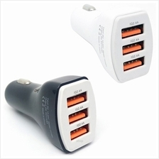 Skyblue 3 USB 4.8A Max (24W) In-Car Charger - CC48A)